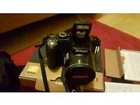For Sale NIKKON COOLPIX P 100 + Camera Bag