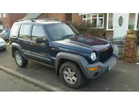 2002 Jeep Cherokee 2.5 td 4x4 PX welcome