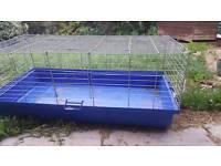 Guinea pig cage / i door rabbit