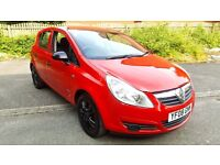 2008 Vauxhall Corsa 5dr- 1.3 Diesel - 82k miles - 12mo MOT - Service History - 2 owners - cheap car
