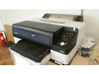 2 x epson 4900 with spectro-proofer. Need servicing. Free