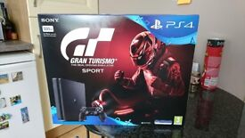 Brand New PS4, 500GB Gran Turismo Limited Edition - £190 o.n.o
