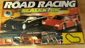 Retro scalextric