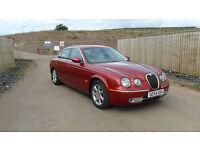 Jaguar S-type 2.7 Diesel Automatic