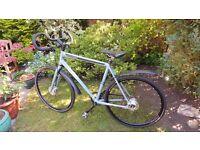 Trek Soho Hybrid Maintenance Free Bike Large Frame