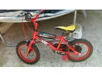 Childrens bike disney cats 14inch