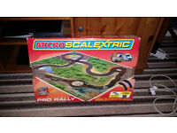 Micro Scalextric Pro Rally £10