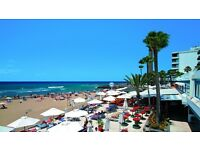 Super Sunny Gran Canaria - Bargain holiday home rates PLUS Low Cost flights - For October/ Nov Only