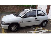 Vauxhall Corsa Auto