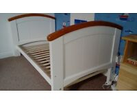 Cosatto toddler bed with mattress