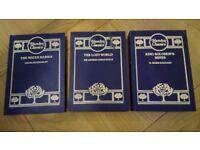 3 Classic Hardback Children's Story Books