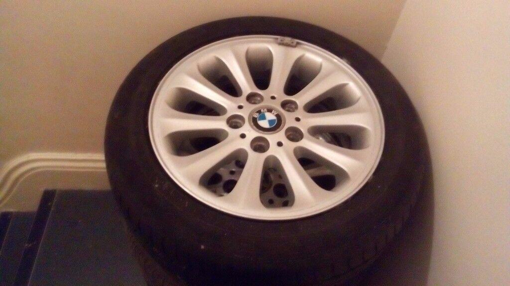 """BMW 16"""" ORIGINAL CAR WHEELS"""