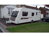 Elddis Avante 576 6 Berth Caravan 2013