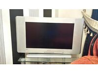 """26"""" HD Freeview TV with Trolley/Stand"""
