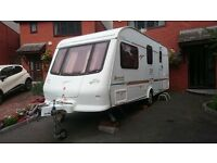 Elddis Avante 524 4 Berth Caravan For Sale