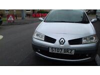 Renault Megane 1.5 DIESEL MOT TILL JUNE EXCELLENT CONDITION DRIVES REALLY WELL