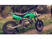 110cc pitbike need inner tube and plastics if ur fussy