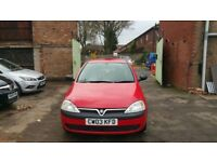VAUXHALL CORSA 1.0 PETROL 12 MONTHS MOT IDEAL FIRST CAR HPI CLEAR DRIVES EXCELLENT.