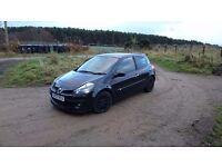 2007 Renault Clio 1.4 16v Dynamique Sport 3dr New Mot