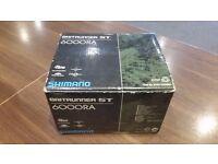 Shimano Baitrunner ST 6000 RA Carp Reel