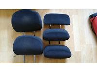 Headrests, Rover 75 (Full set)