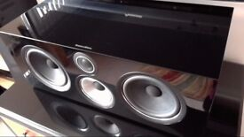 Bowers and Wilkins HTM71 S2 Black gloss