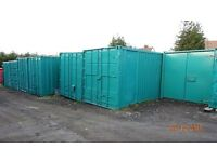 STEEL CONTAINERS TO LET /WORKSHOP/STORAGE (just of the Edinburgh city bypass)