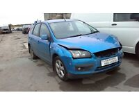 **FOR BREAKING** FORD FOCUS (2006).