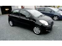 07 Toyota Yaris 1.3 TR 5 Door MOT 29/01/2019 Low Ins great car Can be Seen anytime