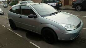2005 ONLY 63K MILEAGE 1.8 FORD FOCUS MK1 SPORT MANUAL VERY SMOOTH RUNNER