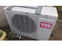 TCL Remote Control Split Air Conditioner 12000BTU Heating and Cooling Works Very Well