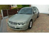 Rover 75 2002 1.8 green beautiful condition