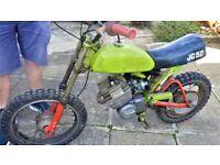Italjet JC50 Childs Motor cycle