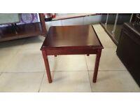 Mahogany Side / Coffee Table