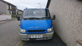 Ford Transit Tipper (Spares or Repairs)
