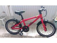 Frog 48 Kids Bike Red