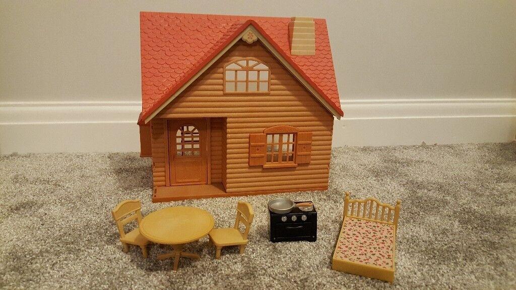 Sylvanian Family Cottage
