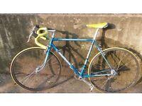 Rare Vintage Holdsworth Super Mistral Fastback Racing Bicycle