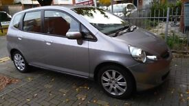 Honda Jazz SE 1.3, 34584 miles Very Low Mileage, Cheap For Insurance, Economical and Reliable