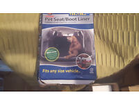 dog boot liner cover