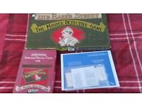 221B BAKER STREET BOARD GAME AND EXTRA CASES