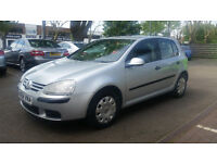 2004 '54' VOLKSWAGEN GOLF 1.4 - EXCELLENT SERVICE HISTORY 10 STAMPS - FAMILY OWNED LAST 10 YEARS