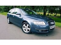 Audi A6 Avant 2.7 TDI SE 5dr SATNAV + BOSE + HEATED LEATHER