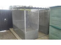 Dog Pen, Dog Run and Kennel Box
