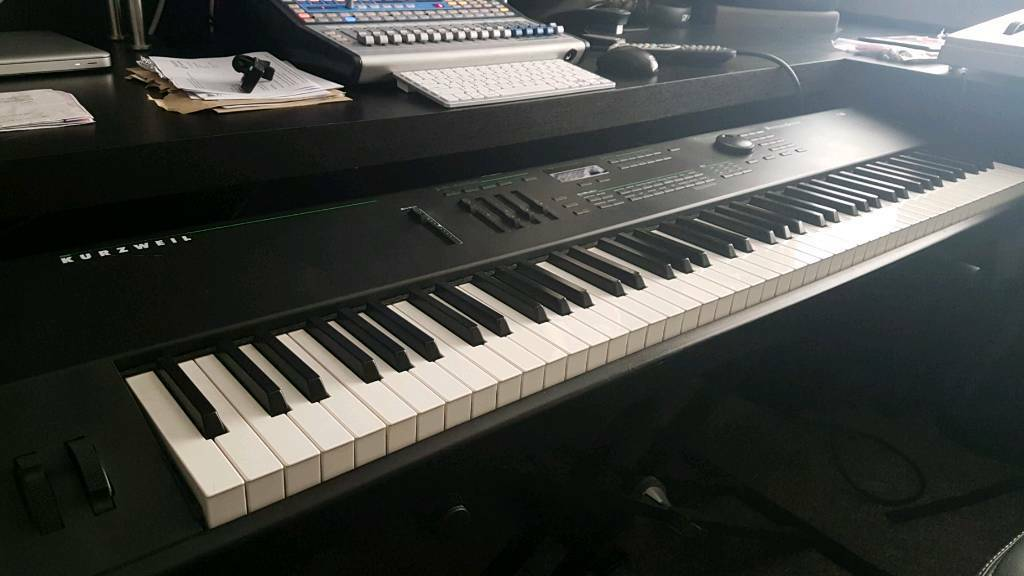Kurzweil PC88 keyboard piano 88 keys | in Middlesbrough, North Yorkshire |  Gumtree
