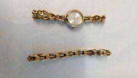 Ladies Limit Watch and Bracelet set.