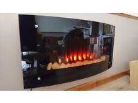 Fire Effect Electric Heater
