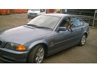 BMW 2.0TD E46