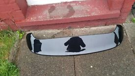 Immaculate Vauxhall corsa spoiler for sale
