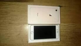 Apple iphone 8 64gb rose gold